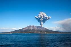 日本薩摩硫磺島火山噴發警戒升級至2級