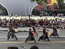 台中國際舞蹈嘉年華超精采 跨國、跨舞風團隊踩街同歡