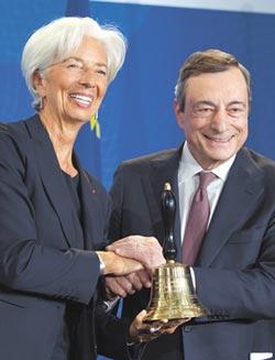 1日上任歐洲央行總裁 拉加德迎接四大挑戰