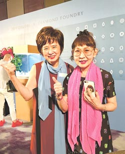 JOY COLORi 首度引進未來鑽石第一品牌