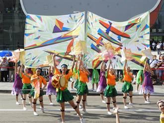 台灣燈會先登場 舞蹈嘉年華維安落實