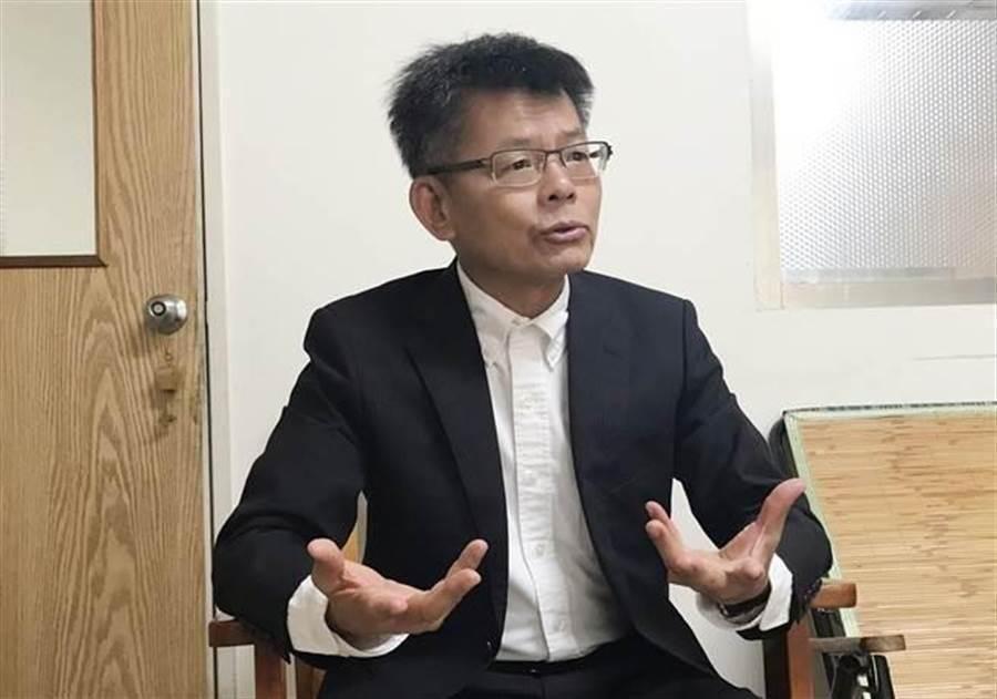 前高雄縣長楊秋興。(本報資料照片)