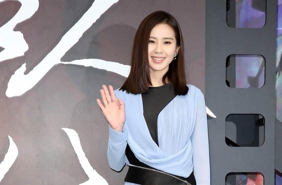 劉詩詩也傳出將出席金雞獎。(圖/本報系資料照片)