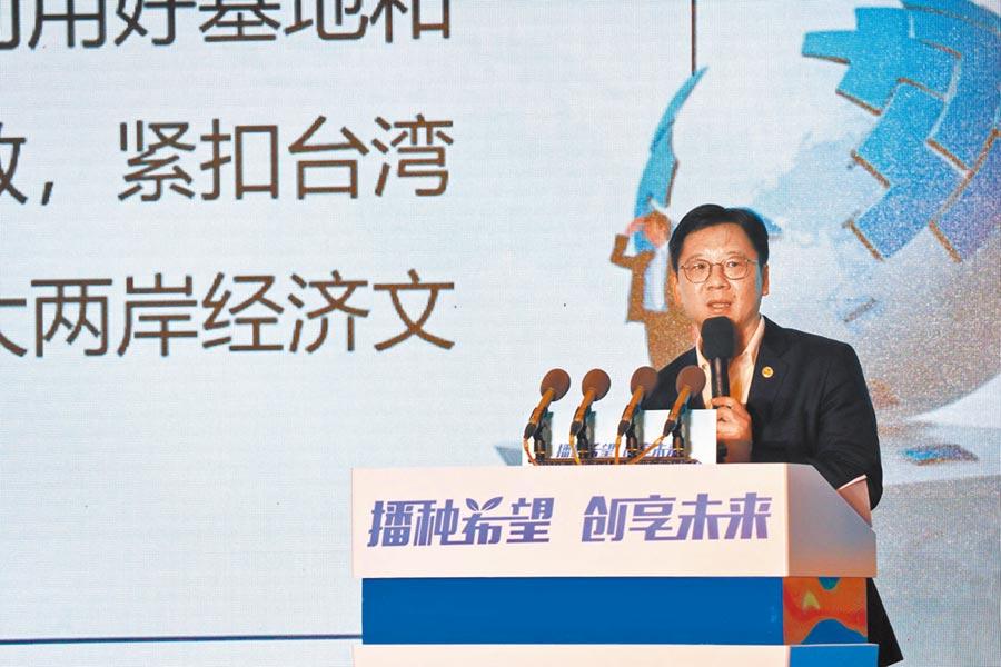 台企聯總會長李政宏。(本報資料照片)
