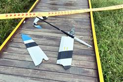 滑翔機致死意外 主辦單位推測:斷崖氣流突變