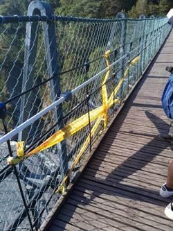 南投地標奧萬大吊橋 2歲童墜落80公尺深山谷身亡