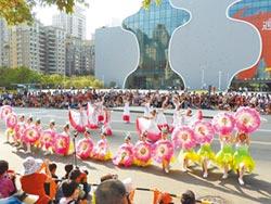 世界舞蹈團 熱情嗨翻台中