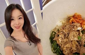 醫院美食街買韓式料理 呂文婉打開超傻眼「搶人嗎?!」