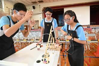 新北國民中學生活科技競賽 158位學生尬創意