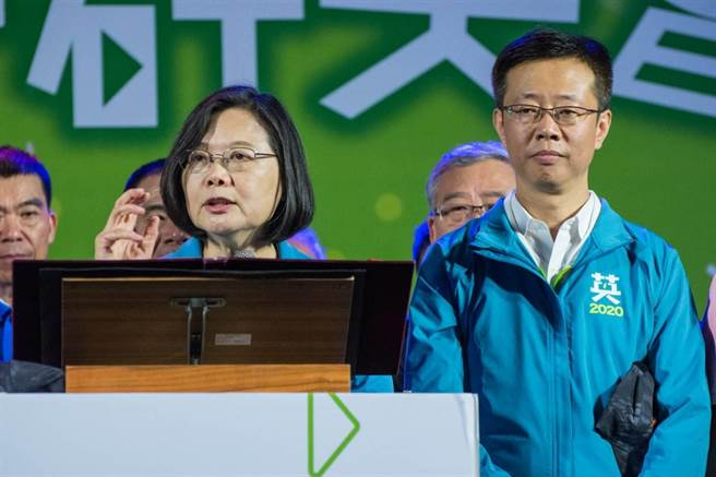 被指利用1450網軍 民進黨不排除採法律行動