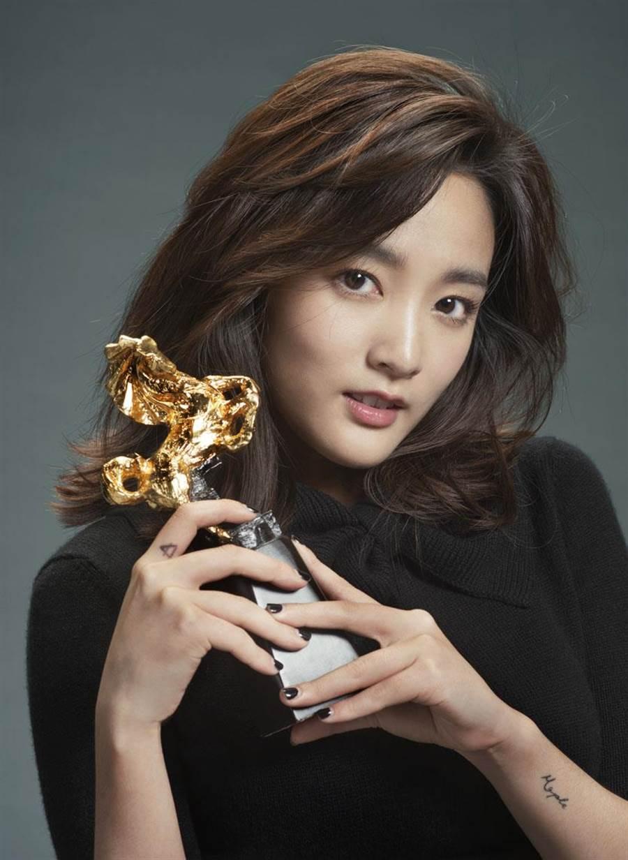 第56屆金馬獎最佳女主角入圍者王淨。(金馬執委會提供)