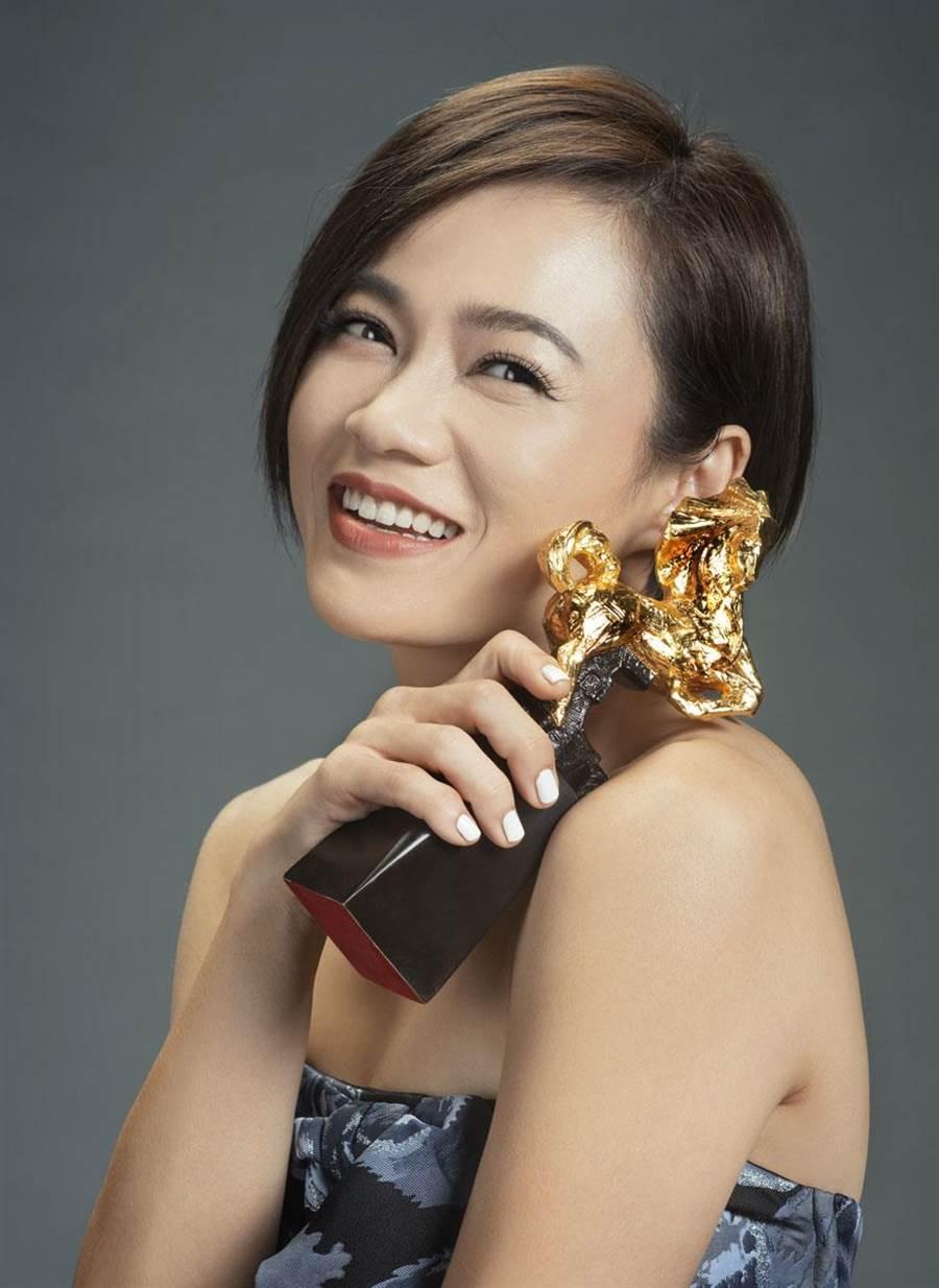 第56屆金馬獎最佳女主角入圍者楊雁雁。(金馬執委會提供)