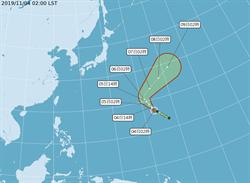 東北風持續影響 北部、東部有雨