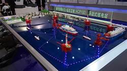 不遜航母 陸海上巨獸將扭轉南海戰局