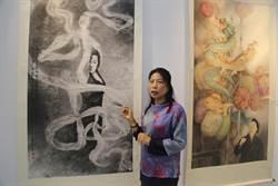 張美榆水墨創作 表現社會情境及人文映象