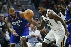 NBA》里歐納德下半場爆發 快艇主場不敗