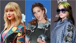 三天后橫掃MTV歐洲音樂獎 泰勒絲再獲最佳MV大獎