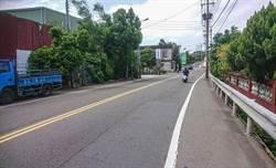新竹縣39處路段執行路平專案年底完工