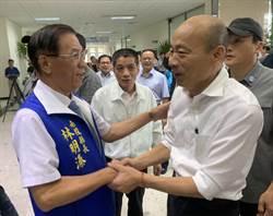 韓國瑜訪南投:找回「台灣錢淹腳目」的驕傲感