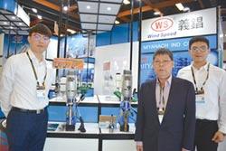義錩WS鑽孔機 稱冠國內外市場