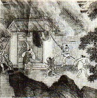 明皇帝的覆亡──倭寇的侵擾與蒙古的犯邊(三)