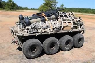 美軍購買「機器騾」 為步兵馱物資