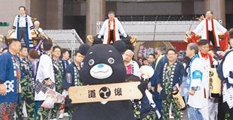 柯文哲登大神轎 為台灣祈福