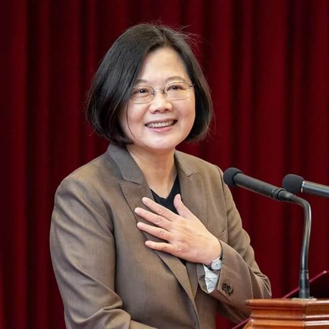 接見我ABAC代表 蔡英文:一起為台灣找出路