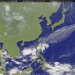 桃園以北、東半部有雨 估周六降雨緩和