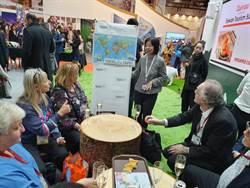 倫敦(WTM)旅展北市觀傳局 邀請歐洲旅客東奧遊台北