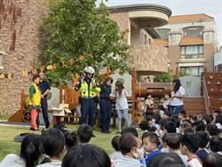 警幼兒園交通宣導 童爆料「爸爸開車都在玩寶可夢」
