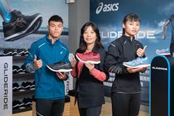 ASICS跑鞋體驗租借服務 20日開跑