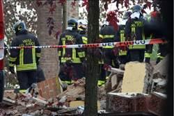 義大利建築物發生神秘爆炸  3消防員罹難