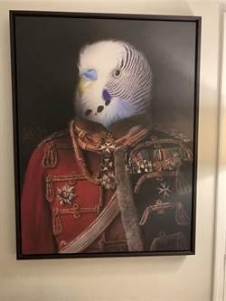 旅館房間掛著詭異畫像 兆豐副總傅瑞媛夜晚難眠