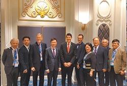 貿協赴泰國 籲台美及印太合作