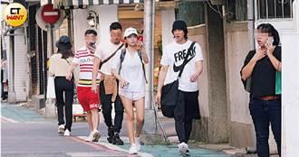 【人帥真好】E奶琵琶手出局 陳楚河爽遛短褲妹