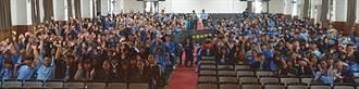 金門高中全校動員 支持「瓩設計獎」
