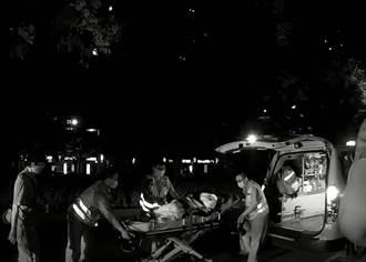 「我女友快生了!」中市警急叩119 助孕婦順利產下女嬰