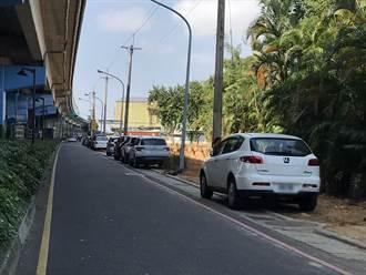 國道2號橋下違停待解決 市集難發展 市議員呂淑真:促整頓