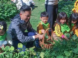 新竹市動物園食物森林啟用