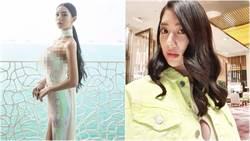 亞洲第一美超低胸高衩禮服!側身辣秀「完整腿根、飽滿D乳」