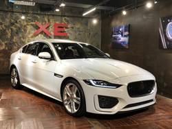 Jaguar性能轎跑XE全新改款開始預售