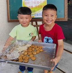 幼兒園小小廚師做傳統美食助弱勢