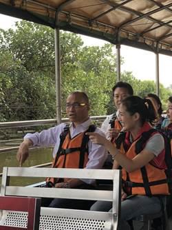 高雄推海線潮旅行 代理市長葉匡時帶隊體驗