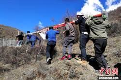 西藏實現貧困鄉鎮自動氣象站全覆蓋