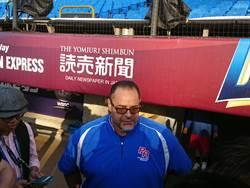 波多黎各教練巴雷納只記得羅敏卿
