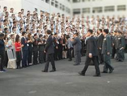 蔡總統破天荒主持後備活動 爭取後備軍人支持