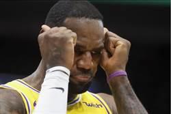 NBA》詹姆斯連3場大三元 平湖人32年紀錄
