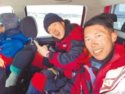 宥勝長征南極1天就放棄