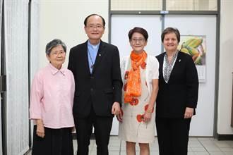 靜宜大學校友孫豐林回饋母校  幫助學弟妹拓展國際視野